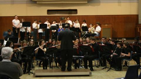 Lewisham live at Goldsmiths College. Pic: Silje Dammen