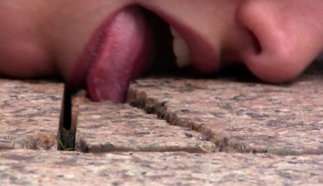 Stumbling Block Pic: Mitra Saboury