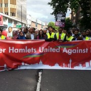 Tower Hamlets have won an award for equality services. Pic: Twitter