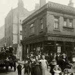 Crispin St. 1912. Pic: C A Matthew