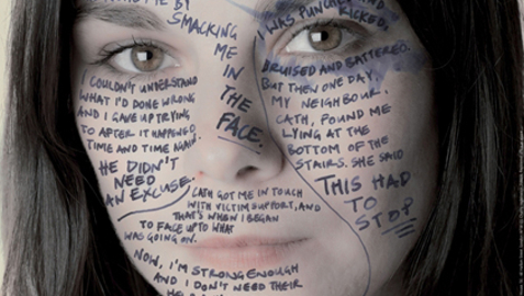 Hackney Victim Support appointed officer helps those suffering from abuse. Pic: Victim Support