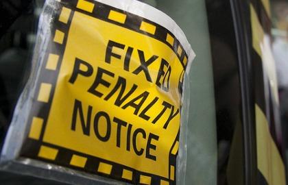 Parking Ticket Pic: Ben Geach
