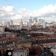 View of south-east London (Photo: Weidong Lin for East London Lines)