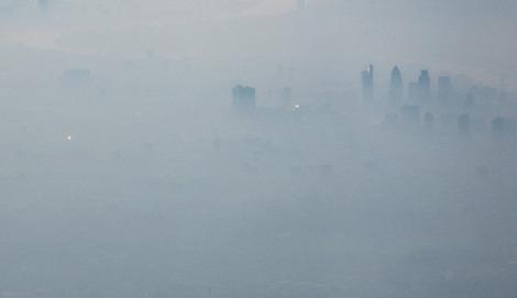 London under smog Pic: Kai