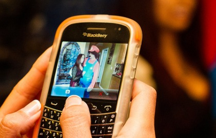 Smartphone Pic: Solvman