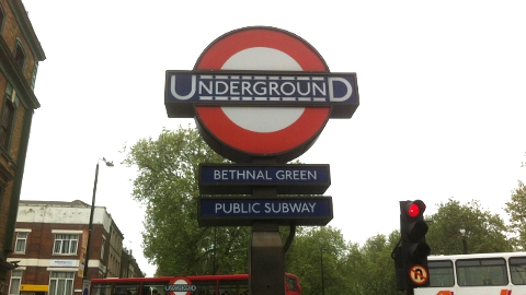 The tube announcer has become the subject of an online petition to bring him back.