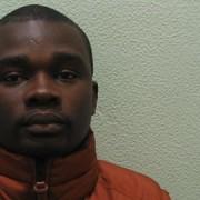 Jailed: Kwame Gyanfi. Pic: Met Police