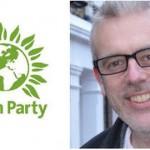 John Coughlin. Photo: Lewisham Green Party