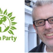 John Coughlin. Photo: Lewisham Green Party