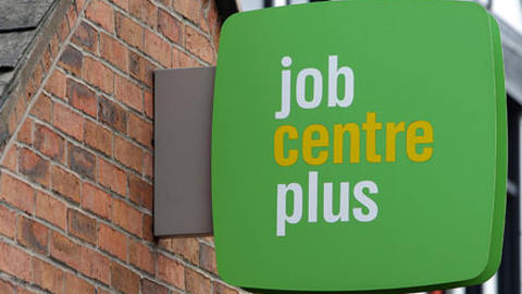 Jobcentre Plus. Photo: Emma Myers