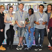 Croydon College authors Pic: Croydon College