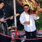 Paprika play Balkan music Pic: Paprika