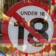 Shops cannot sell knives to people aged under 18. Pic: Elliott Brown