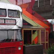 Big Red Pizza Bus, Deptford