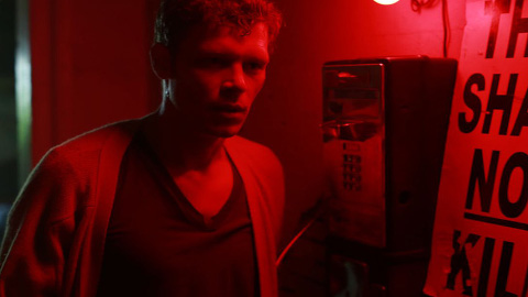 Joseph Morgan in Dermaphoria. Photo: East End Film Festival