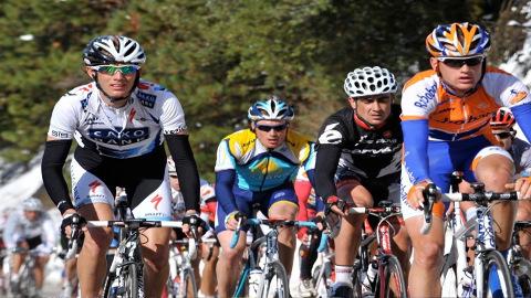 Tour De France cyclists. Photo: Flickr