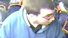 The victim was punched several times during the attack. Photo: TfL