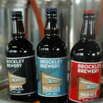 Brockley Brewery's finest. Pic: Ina Strander