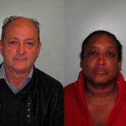 Lawrence French and Sharon Dixon were jailed Pic: Metropolitan Police