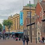 Croydon Town Centre Pic: Martin Stitchener