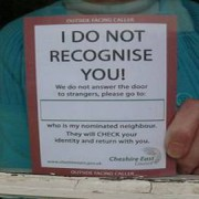 'Be a Good Neighbour Campaign' Pic: Creative Commons