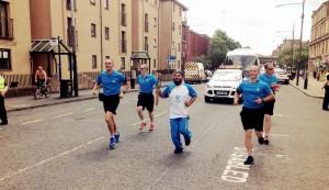 Emdad Rahman Pic: Glasgow Police