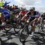 Le Tour in Yorkshire on Saturday Pic: Tour De France