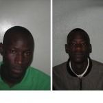 Right: Ali Deen Left: Basiru Deen Pic: Metropolitan Police