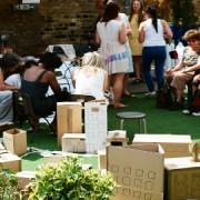 Urban Garden Dalston Pic: Jimena Marseillan