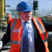 Boris Johnson Pic: Boris Johnson Campaign2012