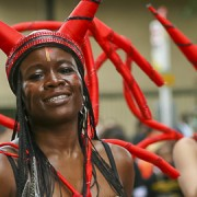 Notting Hill Carnival Pic: Olga Pavlovsky