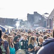 From Hackney Wicked last year. Pic: MarsaliDixon