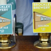 Sample the craft ales down at Brockley Brewery this weekend Pic: Nick Richards