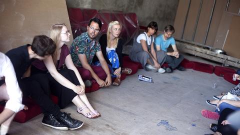 The Deptford Cinema team Pic: Deptford Cinema