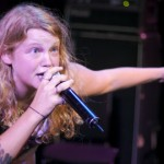 Kate Tempest has taken the world of spoken word poetry by storm Pic: Kim-Leng