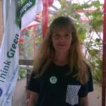 Louise Venn, Green Party Lewisham Co-ordinator.