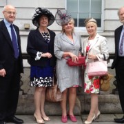 FCHW at Buckingham Palace. Photo: FCHW