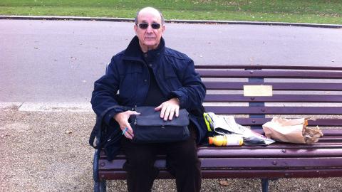 Henry Westbury, 71. Pic: Kathryn Sunnucks