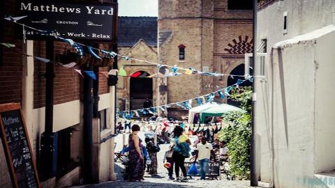 Pic: Croydon Arts and Crafts Fair