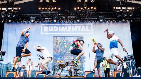 Rudimental- 3fm serious radio