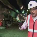 still from CNN's look at the London Crossrail
