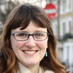 Charlotte George, the prospective parliamentary candidate for Hackney South and Shoreditch. Pic: Green Party