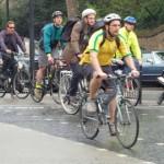 London cyclists. Pic: Wikipedia