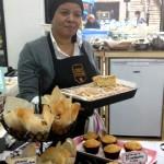Cakes at Surrey StrEatery. Pic: Jazmin Kopotsha