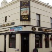 Stag and Hound Pub. Pic: Ewan Munro