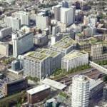 Landscape of Ruskin Square development in Croydon. Pic: Stanhope Development