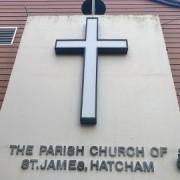 The Parish Church of St. James, Hatcham. Pic: Alex Taylor