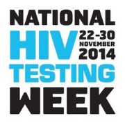 National HIV Testing Week. Pic: Terence Higgins Trust