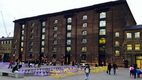 Creative Industries Federation launch at University of the Arts London. Pic: Creative Industries Federation