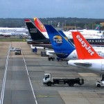 Gatwick Airport. Pic: Chris_J